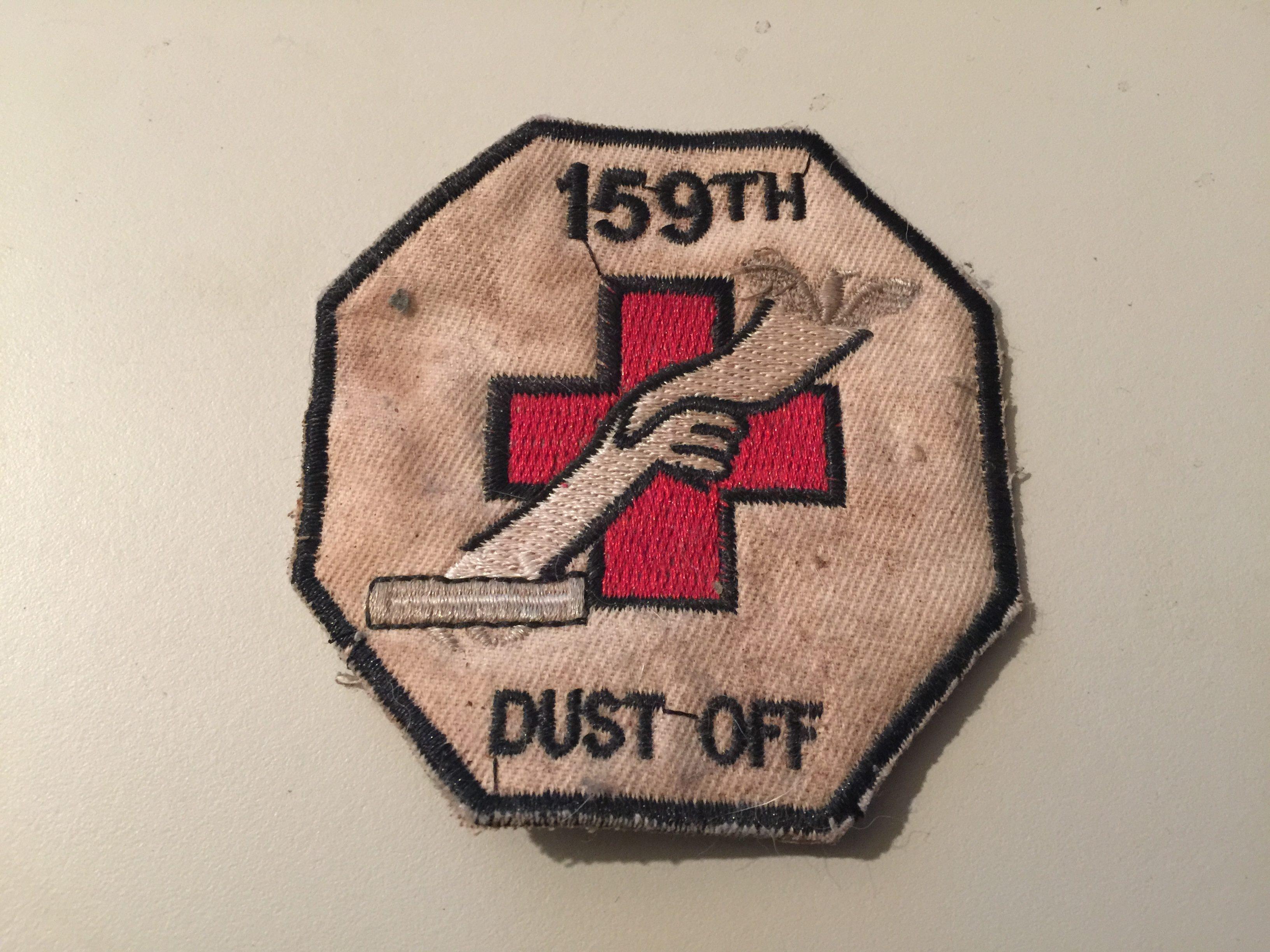 159th MEDICAL DETACHMENT - HELICOPTER MEDEVAC