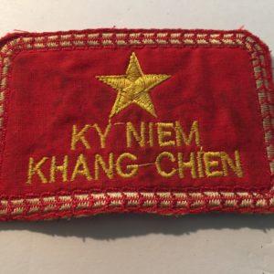 Viet Cong KY Niem Resistance Order Khang Chien