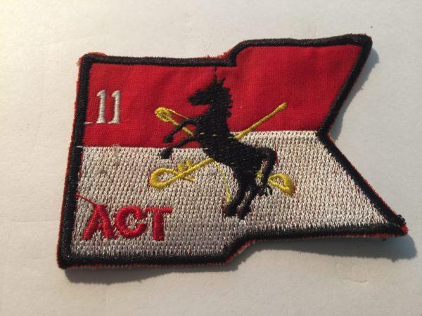 11th Air Cavalry Thunderhorse Troop