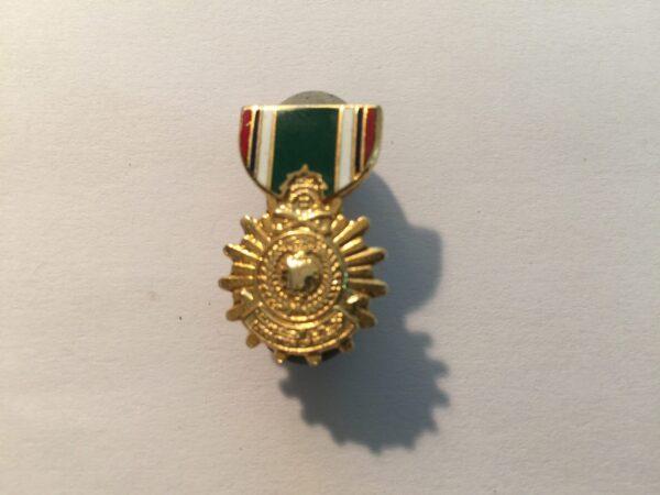 Kuwait Liberation Saudi Arabia Medal Lapel Pin