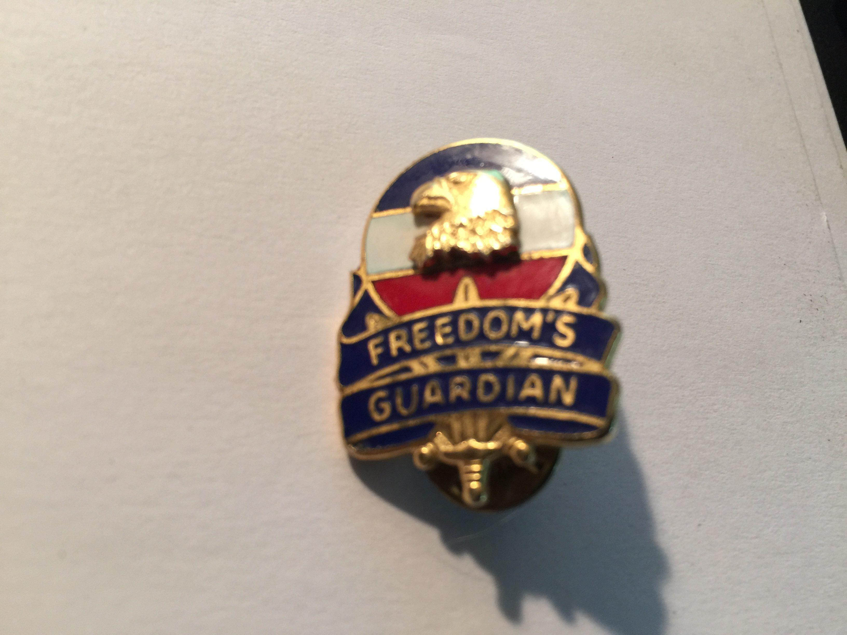 US ARMY Forces Command (FORSCOM) Unit Crest