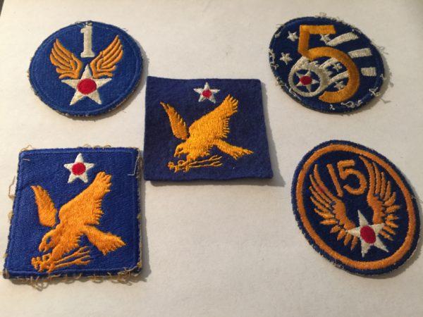 WW2 Patch lot 5
