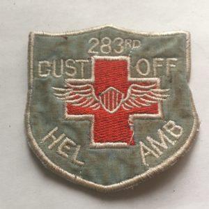 283rd Medical DET Dust Off