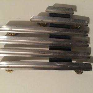 15 ribbon mounting bar