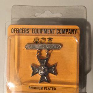 Marine Corps Pistol Sharpshooter Medal